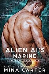 Alien AI's Marine (Warriors of the Lathar Book 14) Kindle Edition