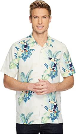 Tommy Bahama - Tommy The Toucan Camp Shirt
