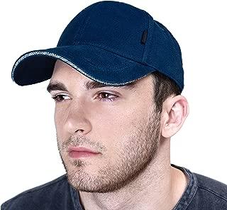 Men Fashion Baseball Cap Sunhat UPF Protection Adjustable Beach Hat