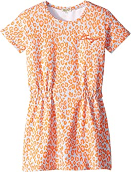 All Over Printed Summer Dress (Big Kids)