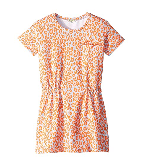 b742c7eb2 Kenzo Kids All Over Printed Summer Dress (Big Kids) at Luxury.Zappos.com