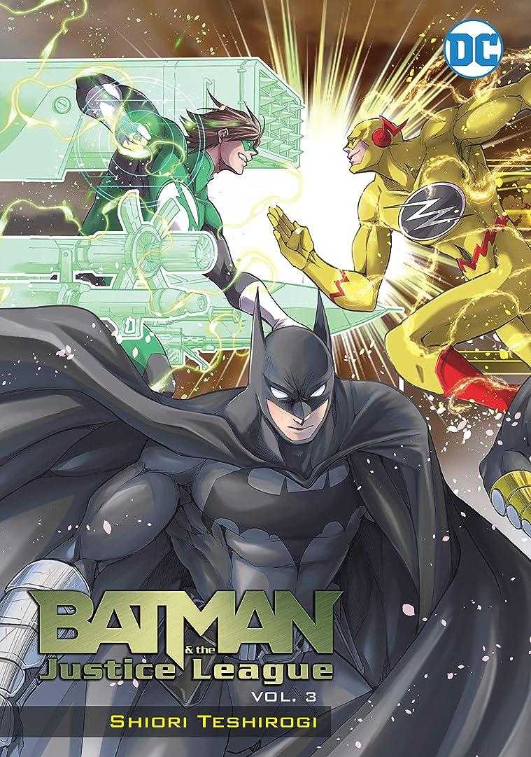 ウミウシ上記の頭と肩ヘクタールBatman and the Justice League Vol. 3 (Batman and the Justice League Manga) (English Edition)