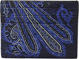 Etro - Paisley Card Holder