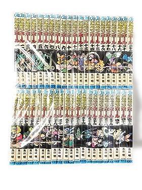 DRAGON BALL Vol. 1 - 42 Set (In Japanese)