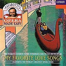 Luciano Pavarotti - My Favourite Love Songs