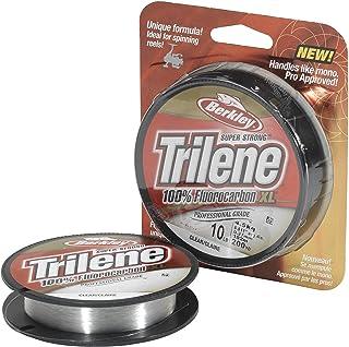 Berkley Trilene 100/%  Fluorocarbon LEADER je Spule 25m