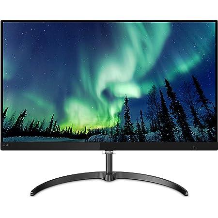 "Philips Computer Monitors 276E8VJSB 27"" Monitor, 4K UHD IPS, 1 Billion+ Colors, Ultranarrow Borders, Lowblue, Multiview, 4Yr Advance Replacement Warranty"