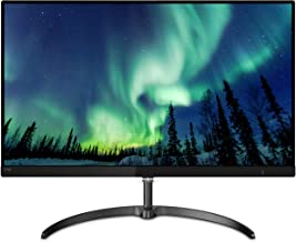 "Philips 276E8VJSB 27"" Monitor, 4K UHD IPS, 1 Billion+ Colors, Ultranarrow Borders, Lowblue, Multiview, 4Yr Advance Replacement Warranty"