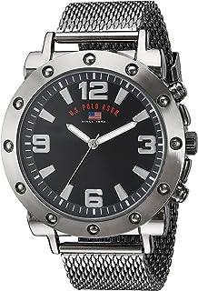 U.S. Polo Assn. Men's Quartz Metal and Alloy Casual Watch US8816
