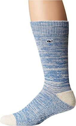 Vineyard Vines - Mouline Solid Sock