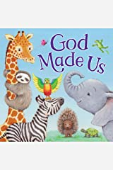 God Made Us (Tender Moments) Board book