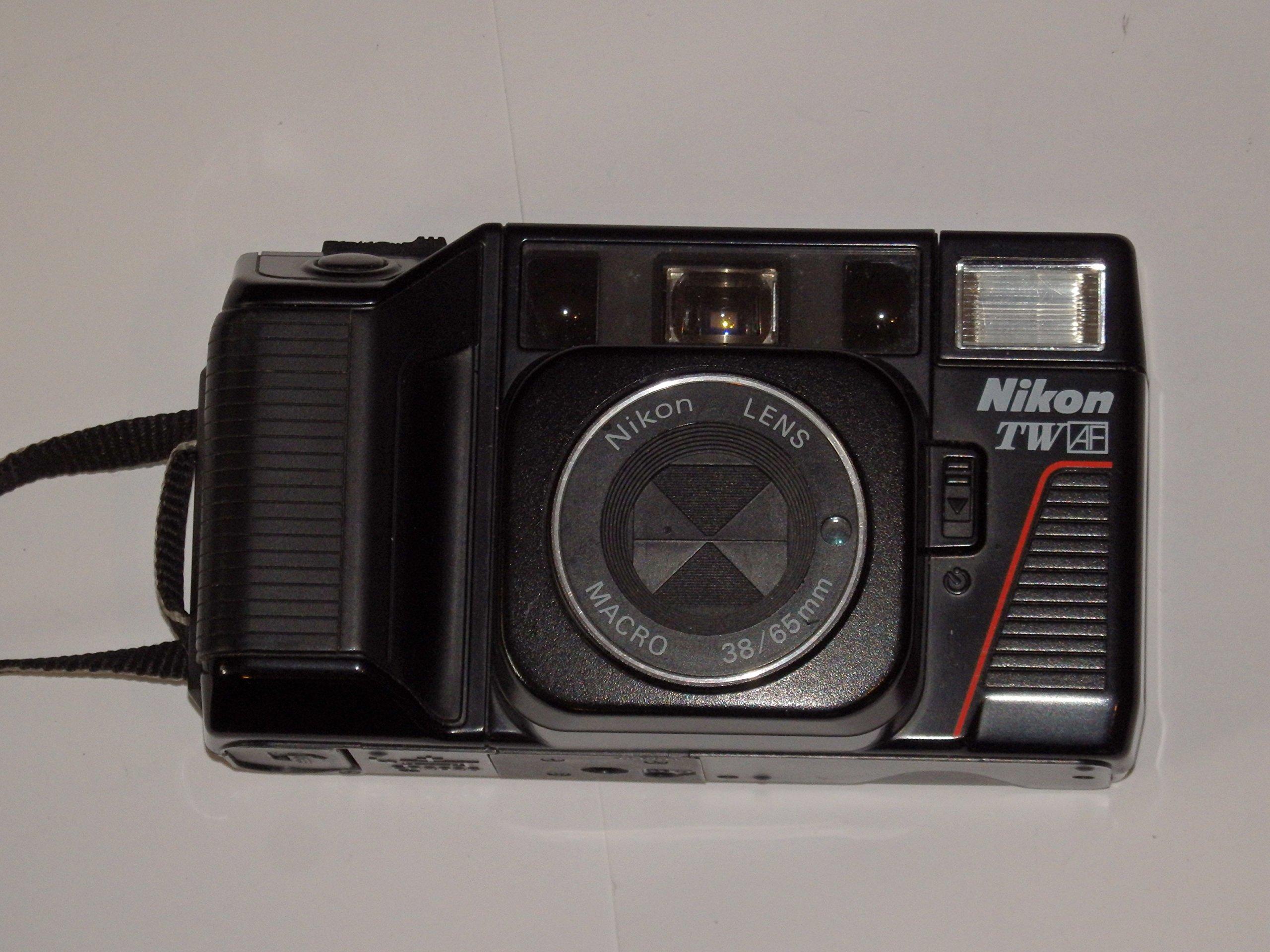 Cámara Compacta – Nikon L35 TW AF con objetivo Nikon Lens 38/65 mm ...