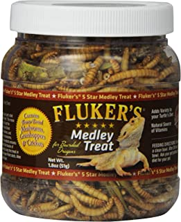Fluker's Medley Treat for Bearded Dragons