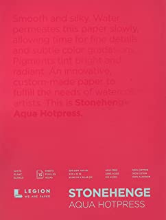 stonehenge hot press paper