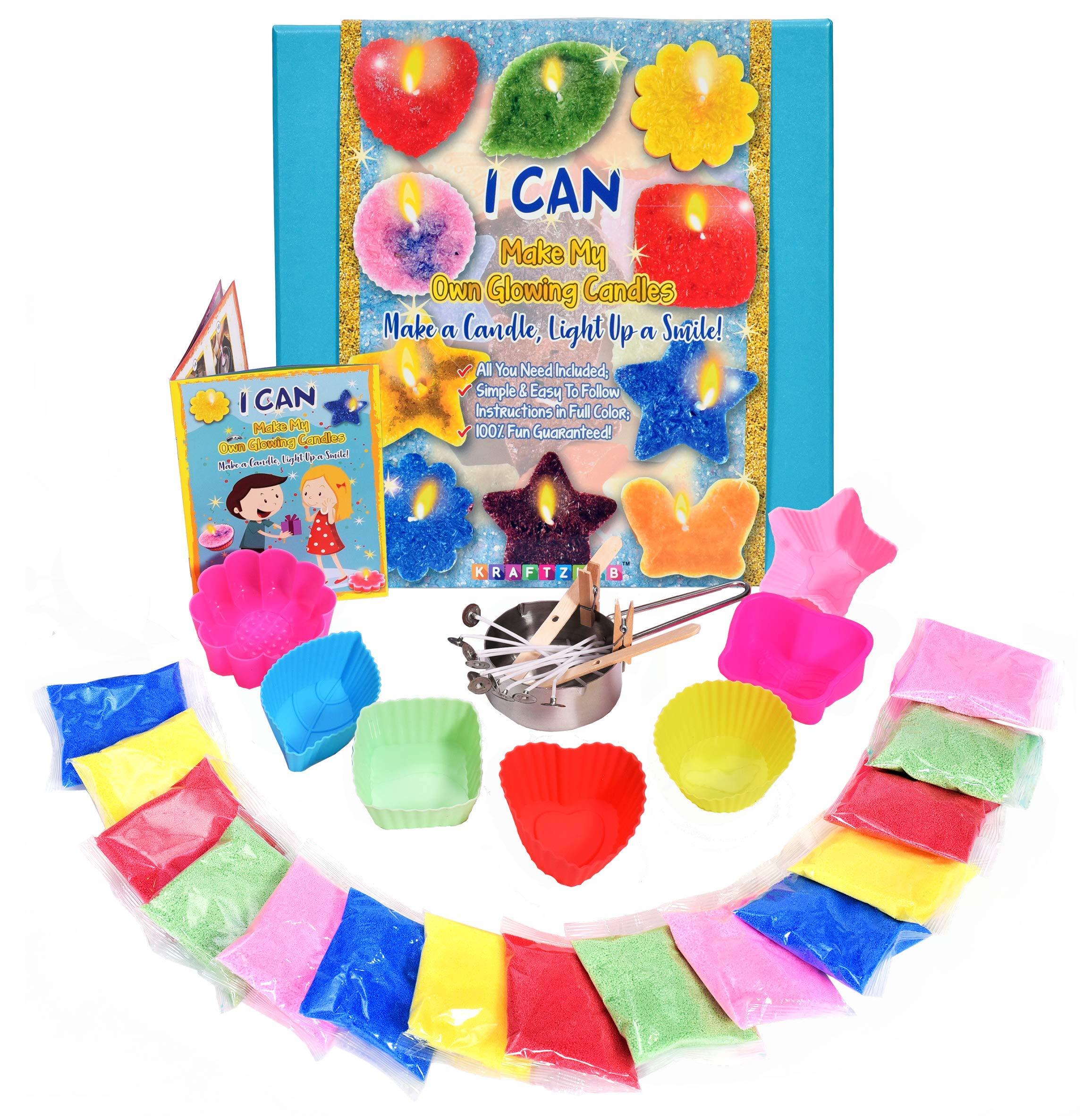 4M 404763 Little Craft Dream Catcher Making Kit Multi Colour ...