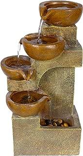 indoor outdoor wall fountain