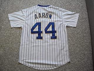 Best hank aaron jersey shirt Reviews