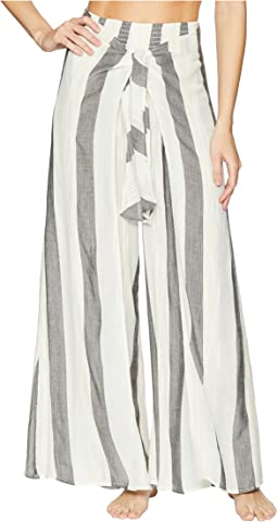 Annie Palazzo Pants Cover-Up