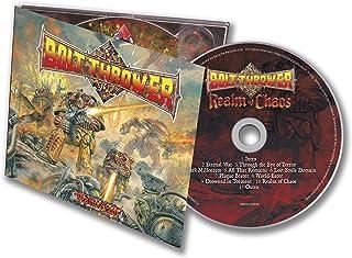 Realm Of Chaos  Digipack CD (Full Dynamic Range remastered audio)