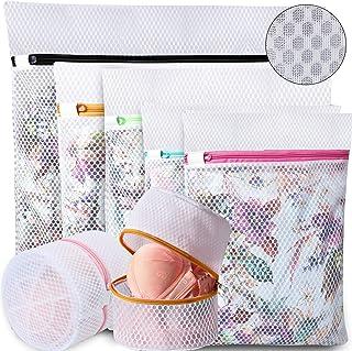 UMI. by Amazon - Sac à linge en nid d'abeille pour ranger ou laver le chandail, chemisier délicat, bonneterie, sous-vêteme...