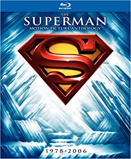 The Superman Motion Picture Anthology