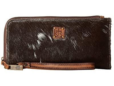 STS Ranchwear The Classic Clutch (Cowhide) Handbags