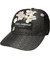 Dolce & Gabbana - Jacquard Baseball Cap