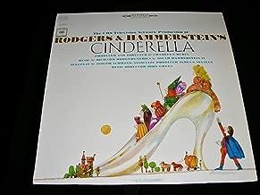Cinderella [ CBS Television LP Vinyl Record ]