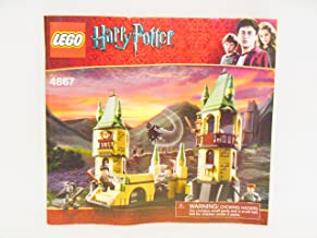 Lego Harry Potter 4867 Instruction Manual
