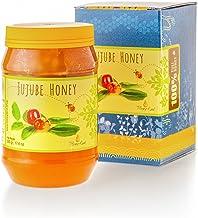"""Honey Land 100% Pure Raw Unheated Jujube Honey Kosher From the Nectar of Jujube """"Chinese Date"""" Flowers in the Mediterranea..."""