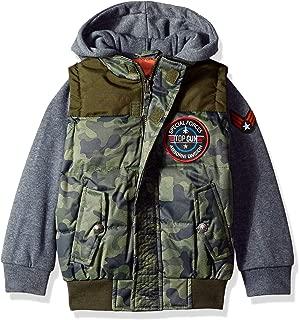 Boys' Top Gun Bomber Jacket