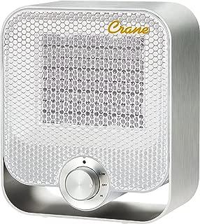 Crane Personal Space Heater, White
