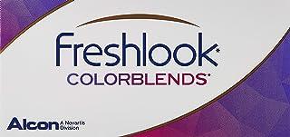 Freshlook Colorblends Pure Hazel (-2.00) - 2 Lens Pack