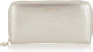 Bensimon Zipped Wallet, Partito Luminoso Donna, Taglia unica