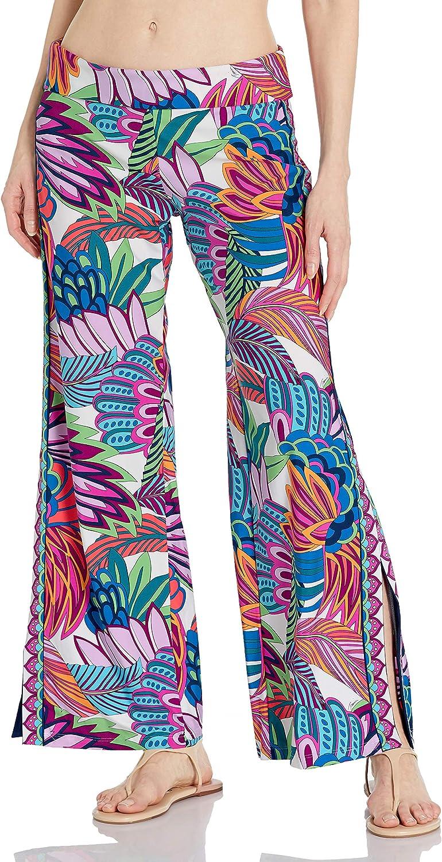 Trina Turk Women's Swimwear Beach Pant Cover Up