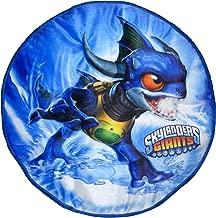 1 X Skylanders Blue Water Dragon Zap Decorative Pillow