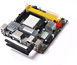 Zotac 880GITX-A-E WIFI AMD Motherboard, Socket AM3, Mini-ITX, CPU Support up to 95W