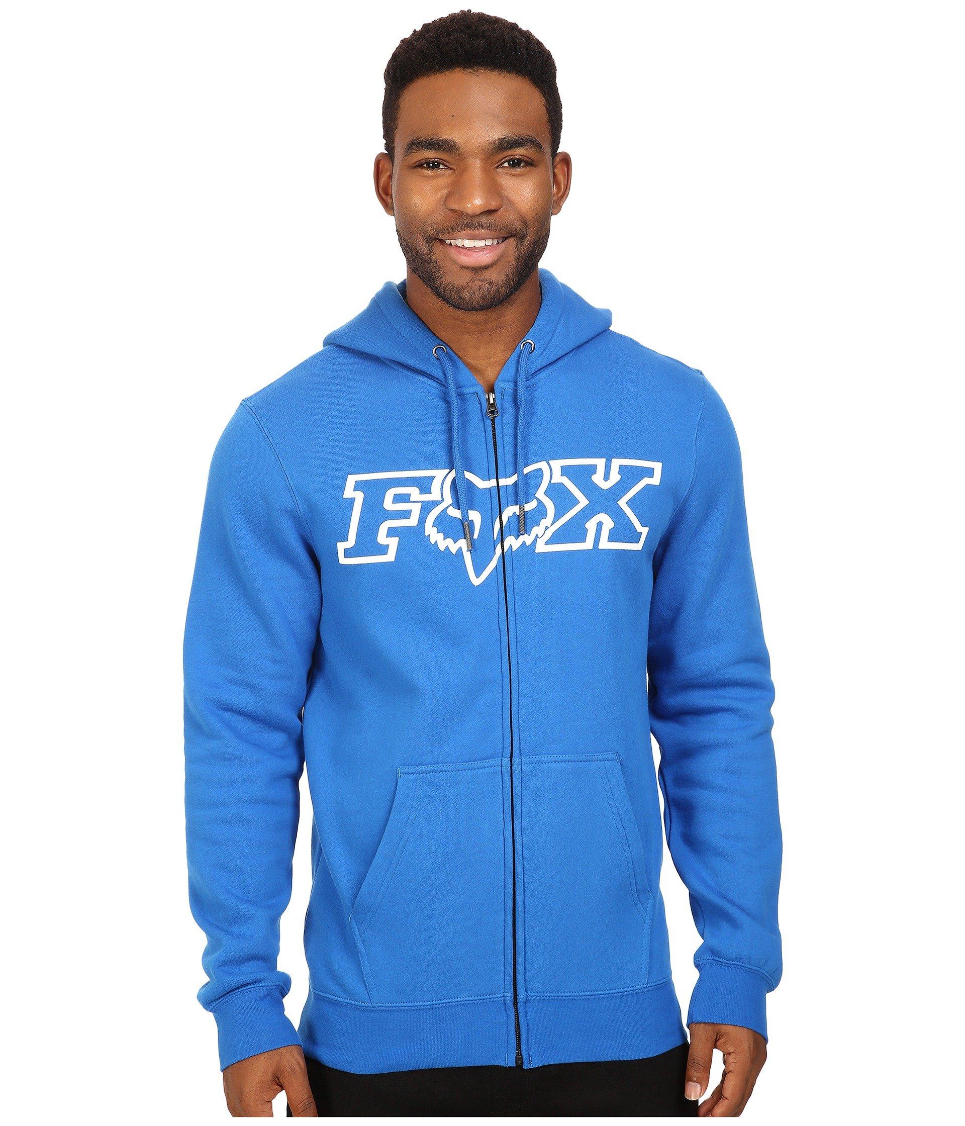 Buzo o Chaqueta Deportiva para Hombre Fox Legacy Fox Head Zip Fleece  + Fox en VeoyCompro.net