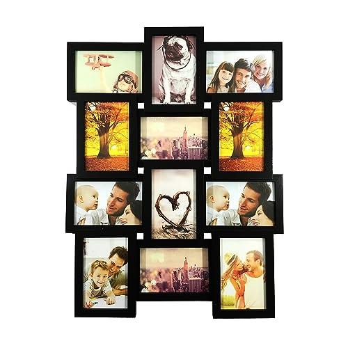 Multiple Photo Wall Collage Frame Amazoncom
