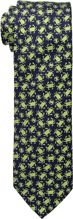 Eton - Crab Print Tie