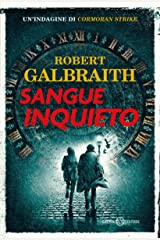 Sangue inquieto (Italian Edition) Kindle Edition