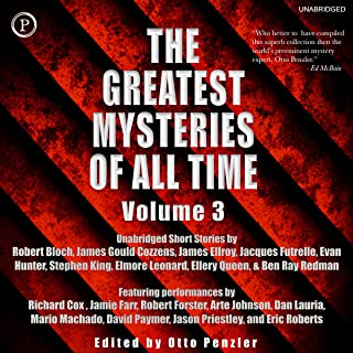 The Greatest Mysteries of All Time, Volume 3