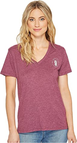 Hurley - Pineapple Premium V-Neck In