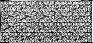 Camco Charcoal Swirl 42843 Awning Leisure Mat 8' X 16'