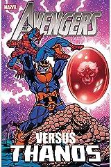 Avengers vs. Thanos Kindle Edition