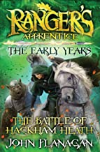 Rangers Apprentice The Early Years: The Battle Of Hackham Heath