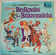 Walt Disney Productions' Songs From Bedknobs and Broomsticks / Music and Lyrics by Richard M. Sherman & Robert B. Sherman