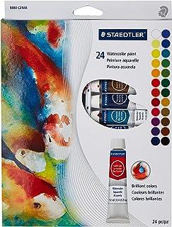 STAEDTLER 8880 C24A6 Watercolor Paint Set