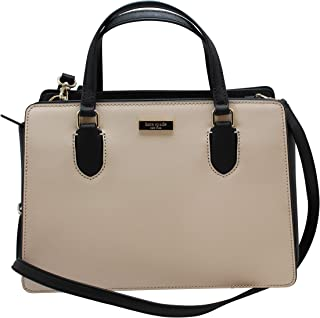 Kate Spade New York Reese LaureL Way Womens Saffiano Leather Bag (Dustypeony)