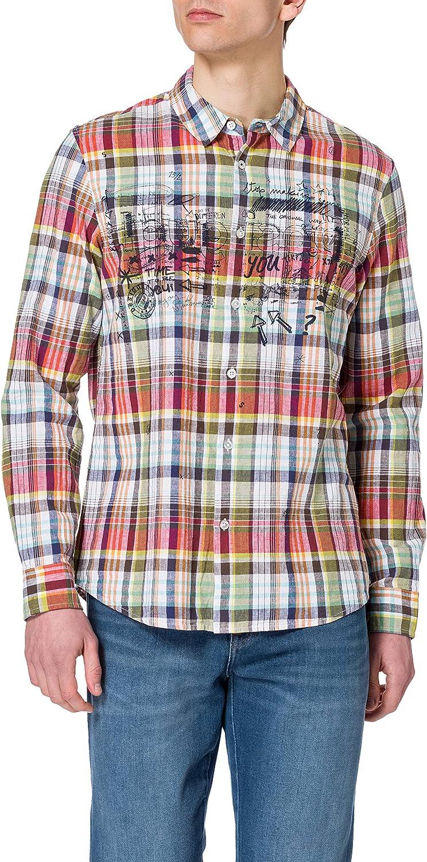 Desigual CAM_aday Camiseta para Hombre